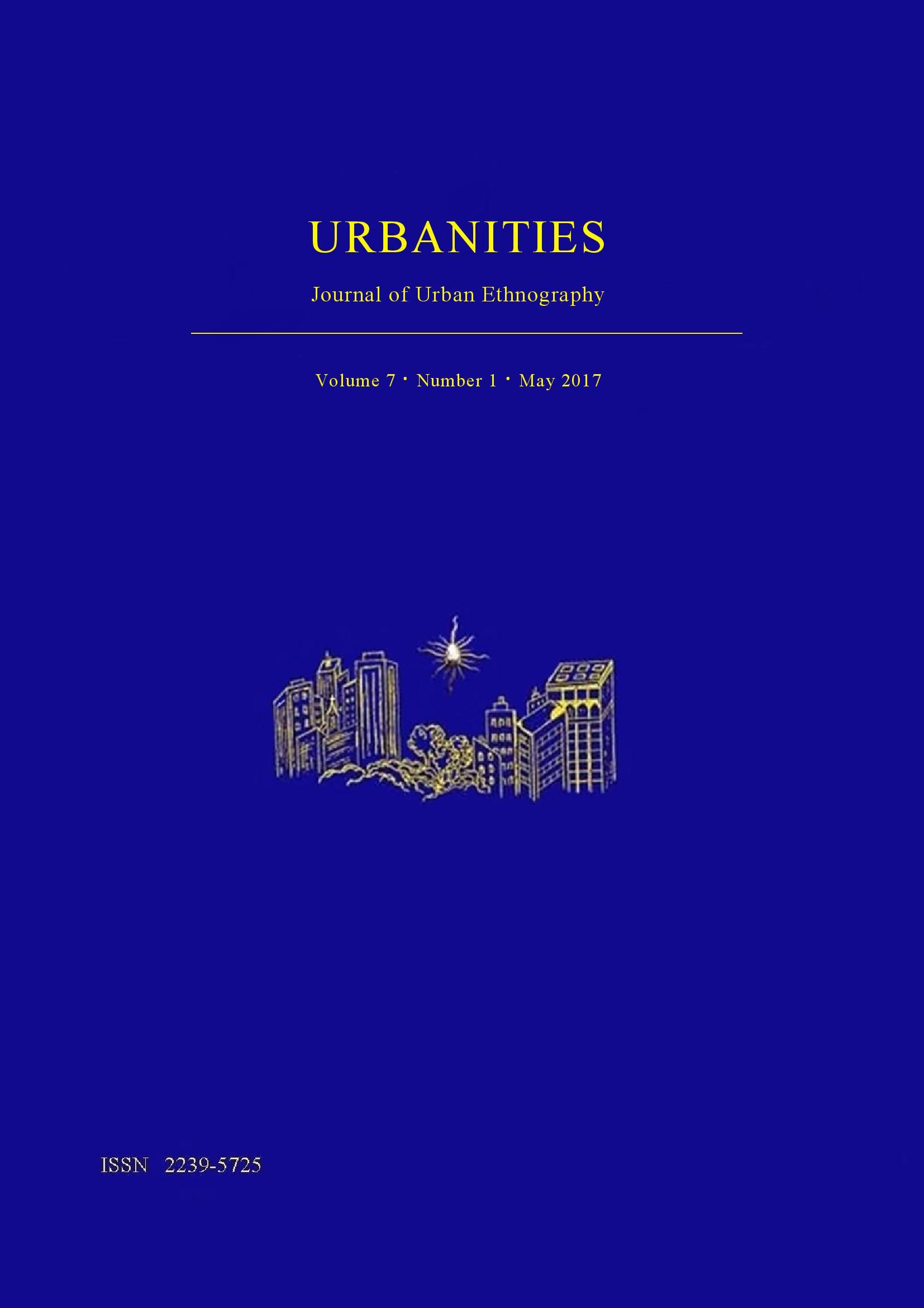 urbanities